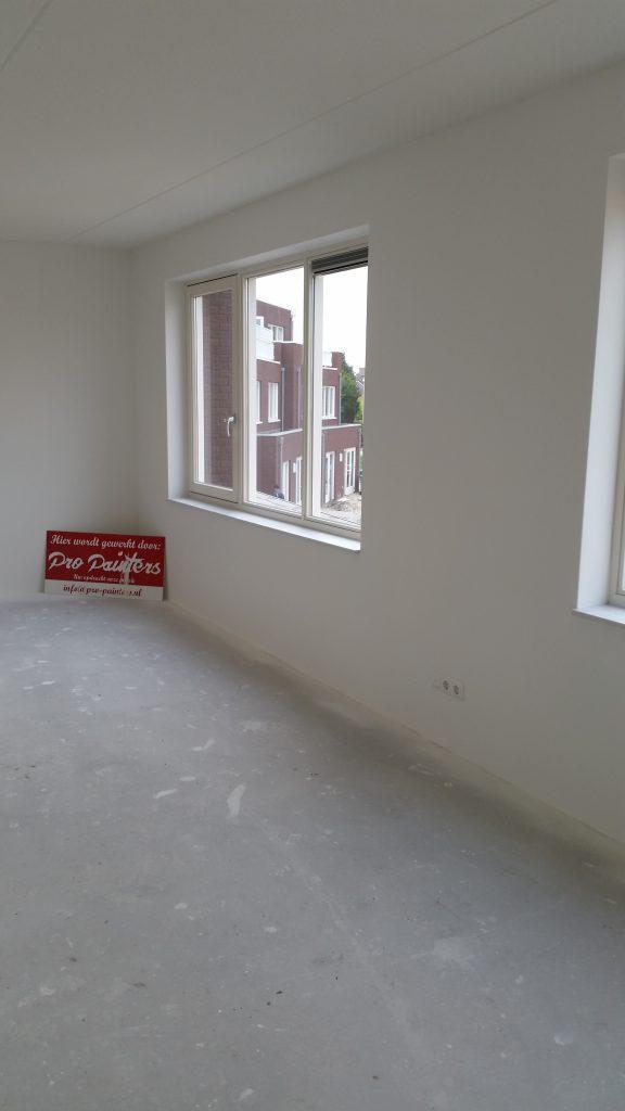 verfspuiten woning interieur schilder en spuitwerk